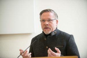 Das Foto zeigt Dieter Otto, Rechtsanwalt und Fachanwalt für Sozialrecht, Dortmund.