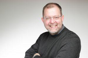 Visionär und Macher: Unser Bild zeigt Claudius Hasenau, Geschäftsführer der APD Ambulante Pflegedienste Gelsenkirchen GmbH, wig Gründungsvorstand und Erster Vorsitzender.
