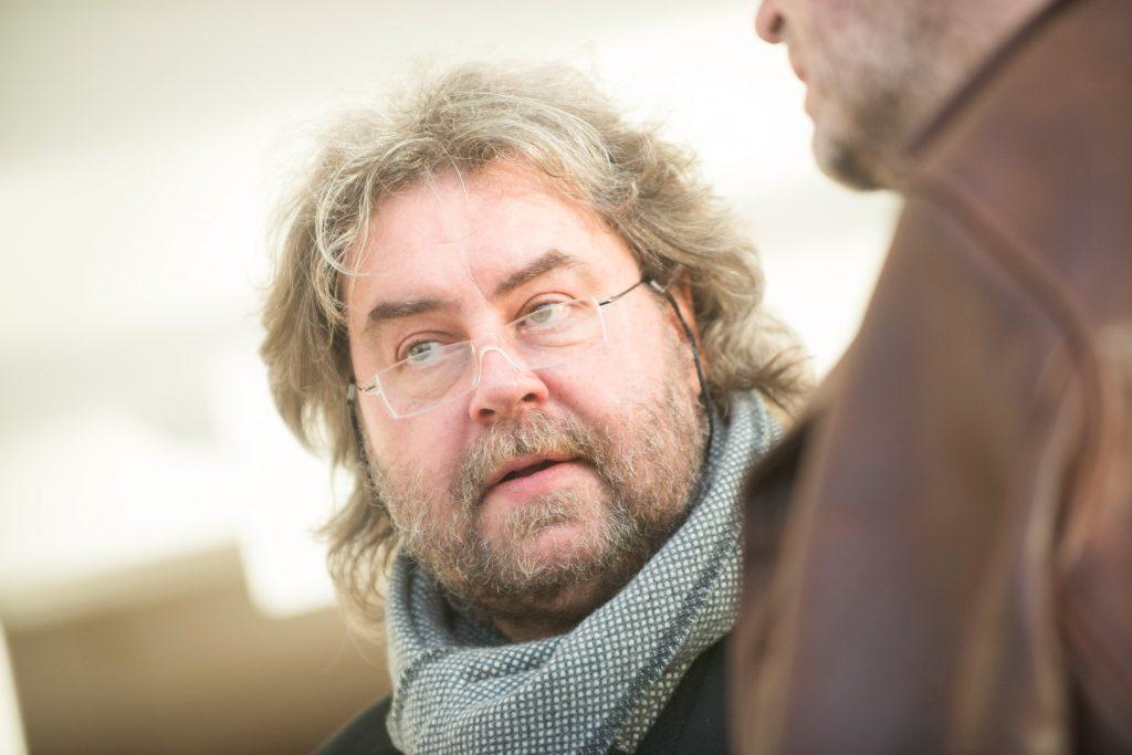 Unser Foto zeigt Volker Hülsewiesche, Geschäftsführer der Ambulante Pflegedienste Hülsewiesche GmbH in Essen und wig Gründungsvorstand.